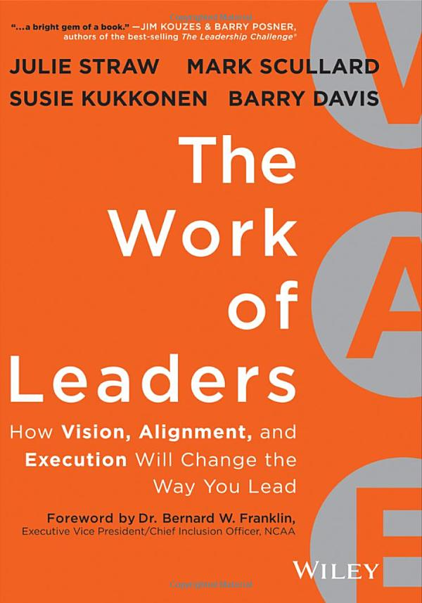 The Work of Leaders Amazon books